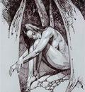 bv sketch 1998 wings of night