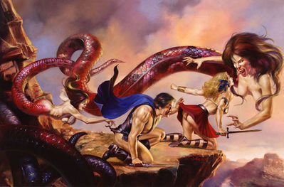 JB XXXX valley of the snake women