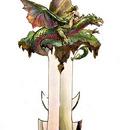 JB XXXX crystal dagger
