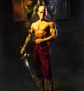 bv82 008 ofn Sword Master(Swordsman)