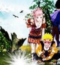 sakura,naruto n sasuke