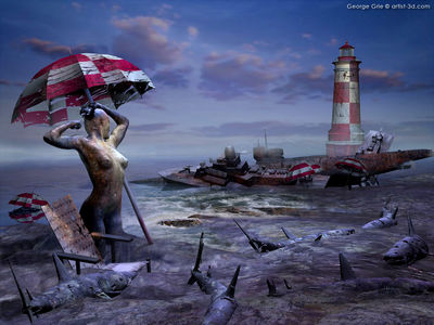 3d art surrealism pictures