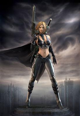 S Girl (punisher)