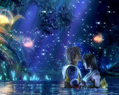 wallpaper final fantasy x 07