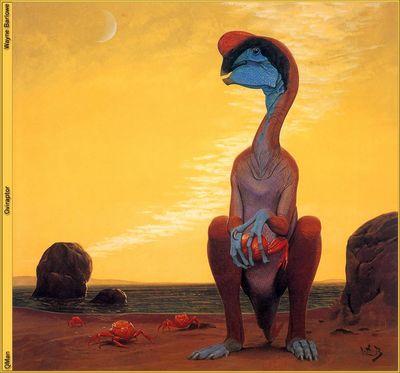 QMan WB TALOWB 1329 Oviraptor