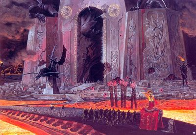 wayne barlowe the wargate