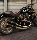 Custom Harley V Rod by dangeruss