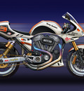 Harley Davidson Superbike by dangeruss
