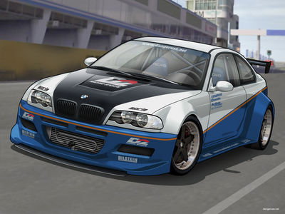 BMW Widebody   Vexel by dangeruss