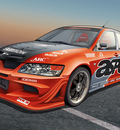 Mitsubishi Evo   Vinyl by dangeruss