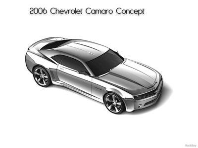 Chevrolet Camaro 1280 1024 by rockboy