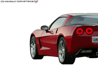 Corvette C6 by scryypy