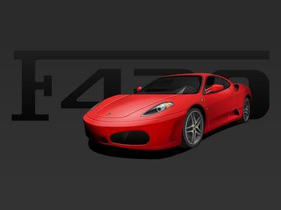 Ferrari F430 by singaboy