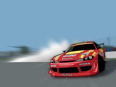 HKS Silvia 2  Mod by alsa