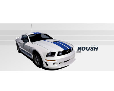 Mustang Roush by blue venom