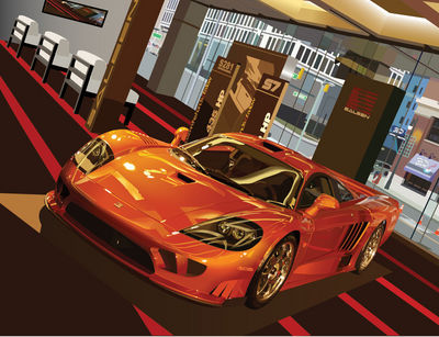Saleen S7 by Jcup3150