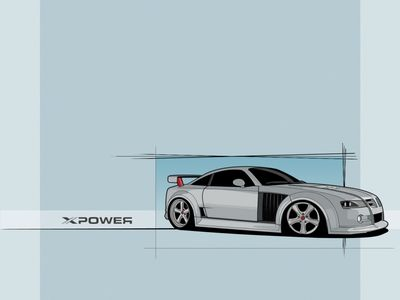 XPower Wallpaper by donbenni