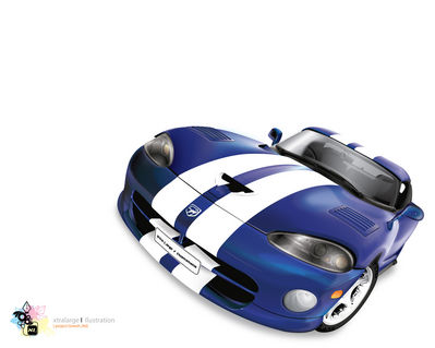 dodge vipers by xtra large0