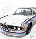 BMW E3 Toon by dr phoenix