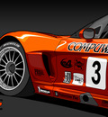 Chevrolet Corvette by m4gnus