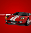 Ford GT Vector