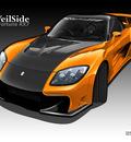 Veilside Fortune RX7 by donbenni0