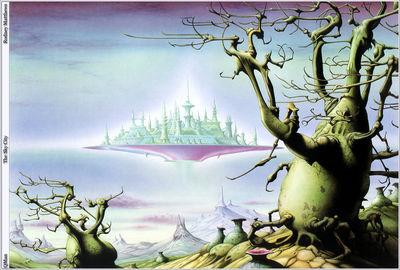 QMan RM ISOF 1714 The Sky City