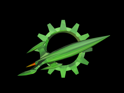 rocket gear green