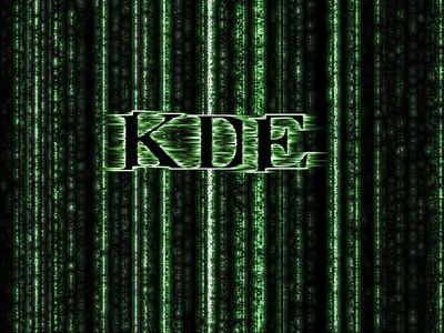 KDE Matrix