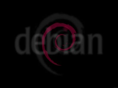 Debian background