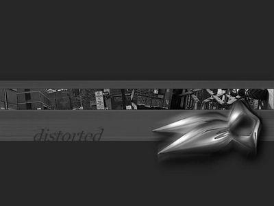 Digital Art   distorted