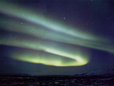 JLM 7 Wonders Natural World Aurora Borealis