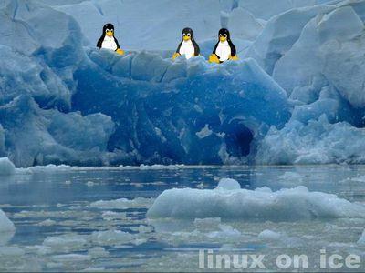 LinuxOnIce