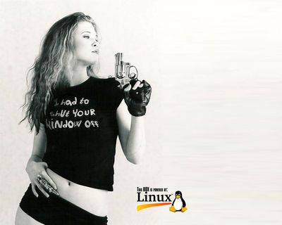 Linux wall08