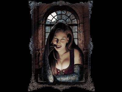 She s a Vampire