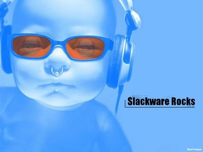 full slackwareRocks