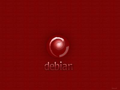 red debian