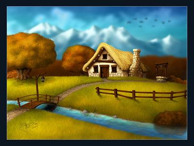 Seasons   Autumn by geci