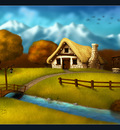 Seasons   Autumn by geci