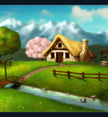 Seasons   Spring by geci