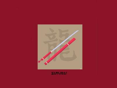 Samurai by Penguinpaste