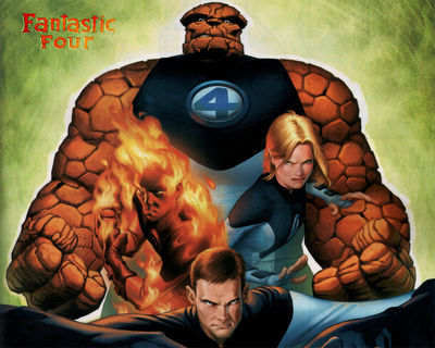 fantasticfour wallpaper
