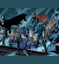 Jim Lee Batman Friends
