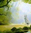 LOTR FOREST BATTLE
