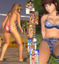 wallpaper dead or alive xtreme beach volleyball