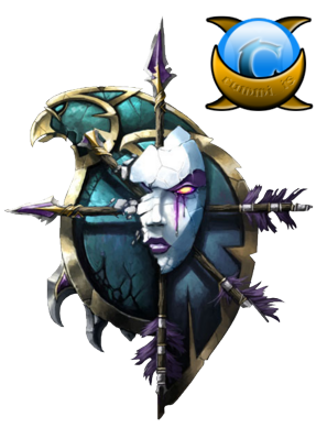 Night Elf Shield