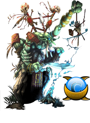 Warcraft Witch Doctor
