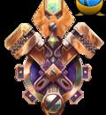 Gnome Shield