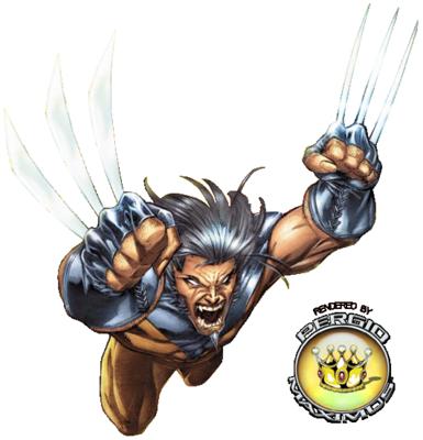 ENTER Weapon X OTC