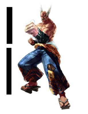 heihachi rokoroko